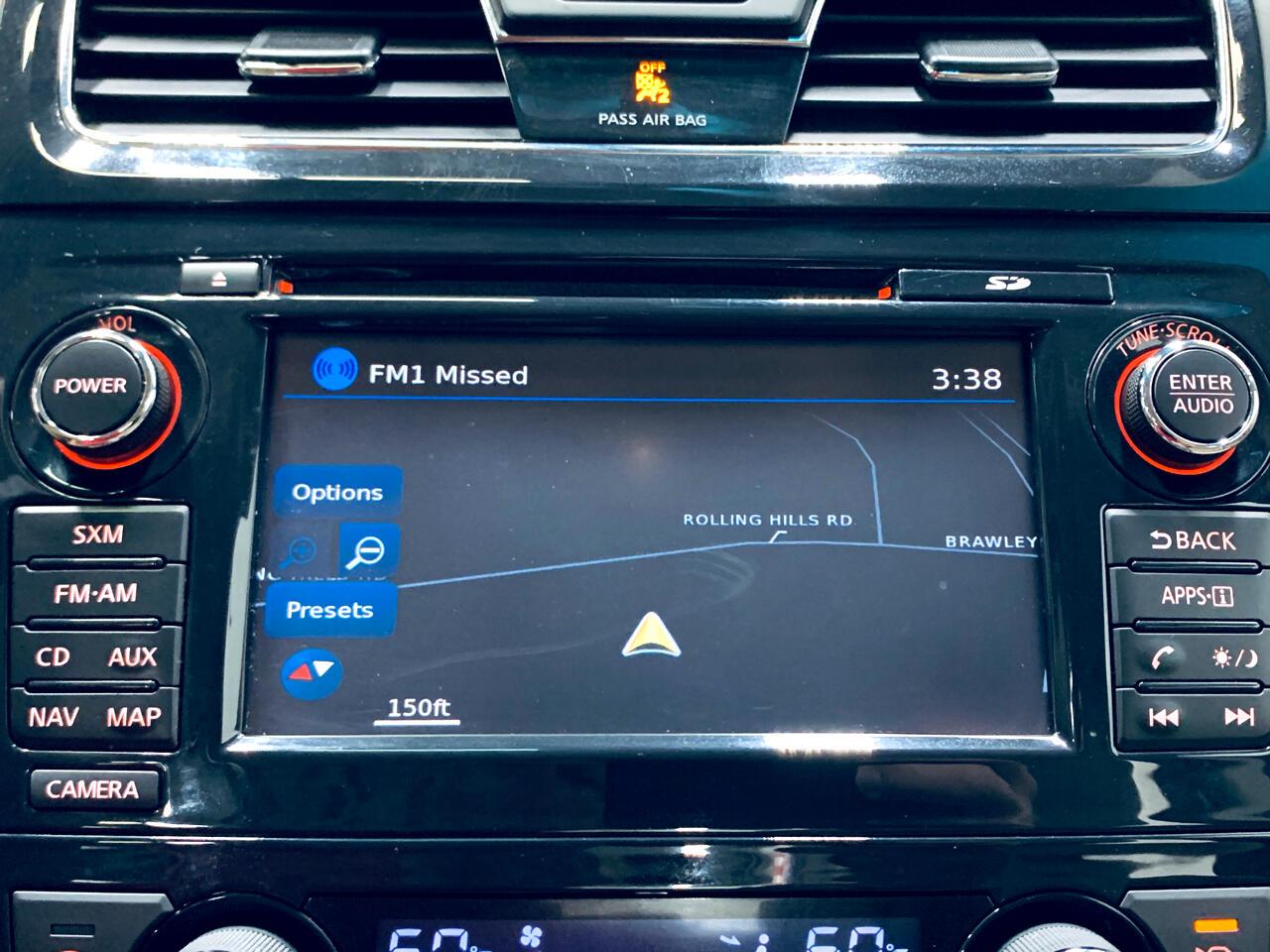 2015 Nissan Altima 4dr Sdn I4 2.5 SL