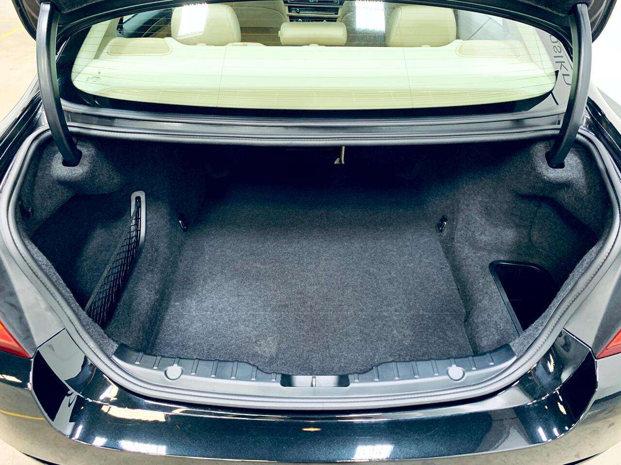 2013 BMW 5 Series 4dr Sdn 528i xDrive AWD