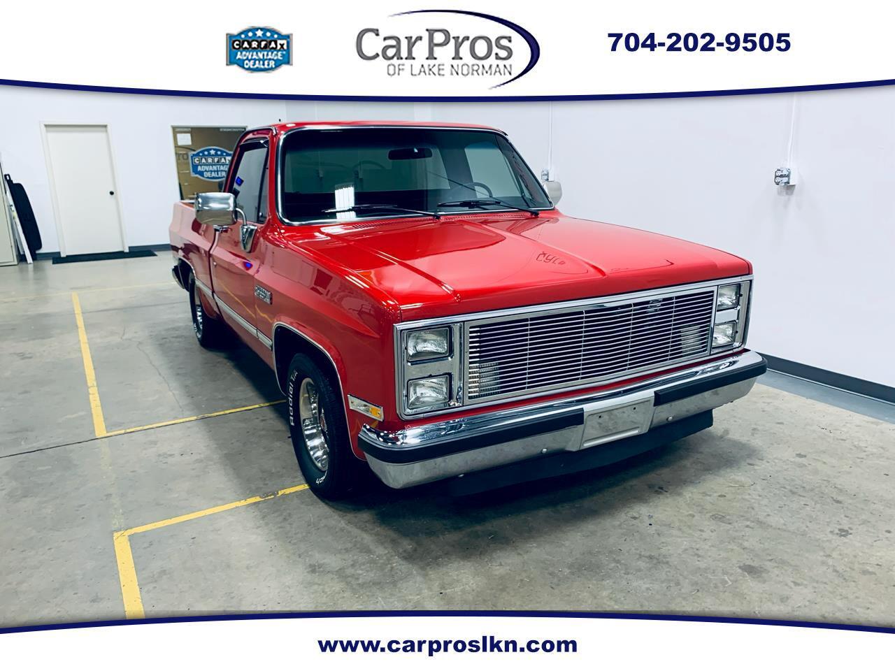 GMC Pickup C1500 Wideside 1985