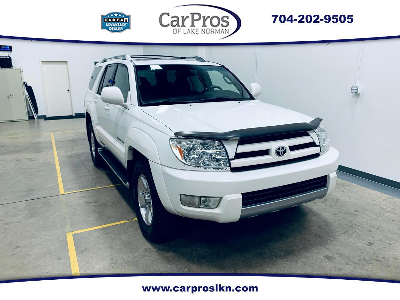 Toyota 4Runner 4dr Limited V6 Auto 4WD (Natl) 2004