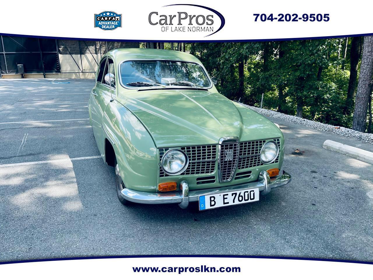 Saab 96  1967