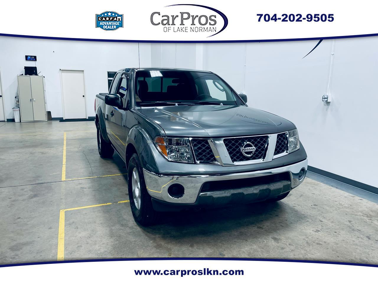 Nissan Frontier 2WD King Cab Auto SE 2007