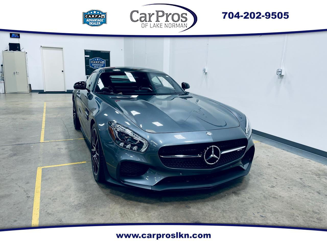 Mercedes-Benz AMG GT 2dr Cpe S 2016