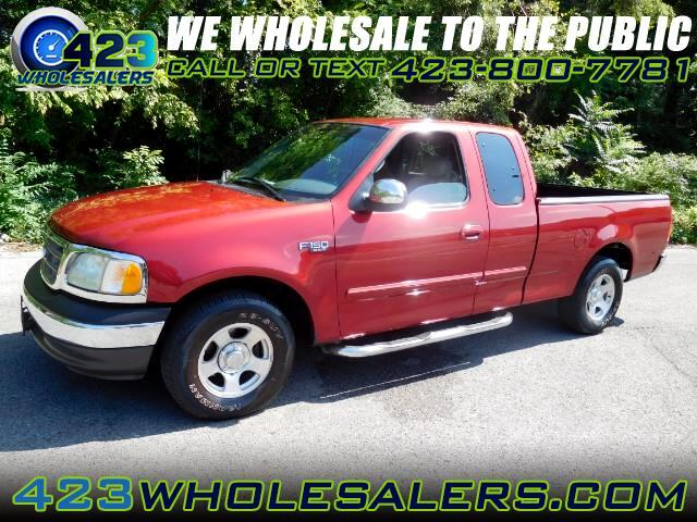 2002 Ford F-150 XL SuperCab Long Bed 2WD
