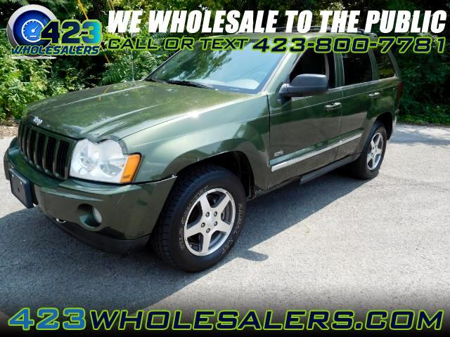 2006 Jeep Grand Cherokee 4WD 4dr Limited 75th Anniversary