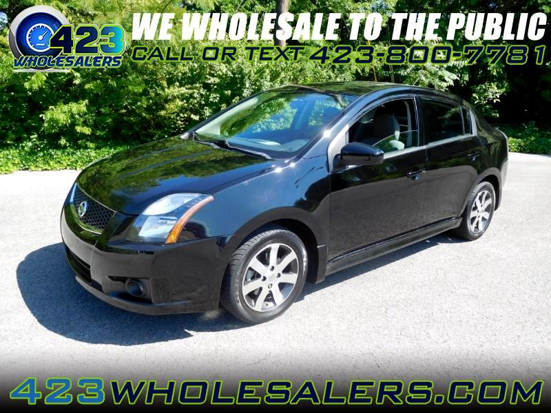 2012 Nissan Sentra 4dr Sdn Limited Edition Auto