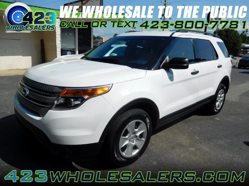 """2014 Ford Explorer 4dr 112"""" WB XL 4WD"""