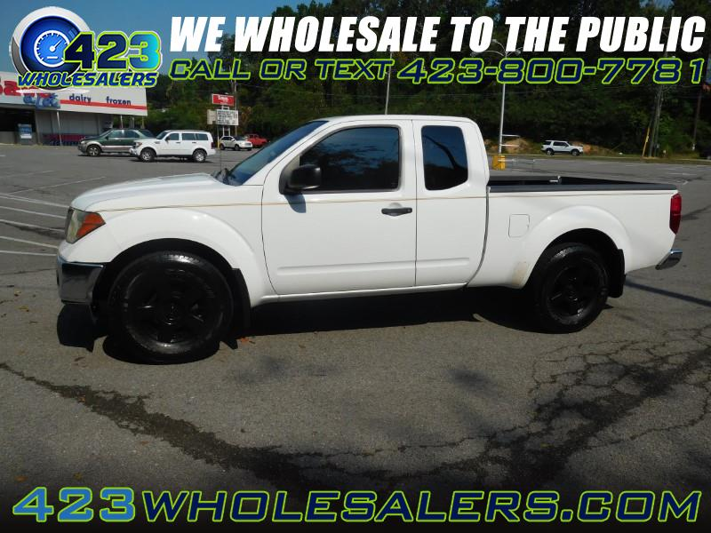 2006 Nissan Frontier LE King Cab 4WD