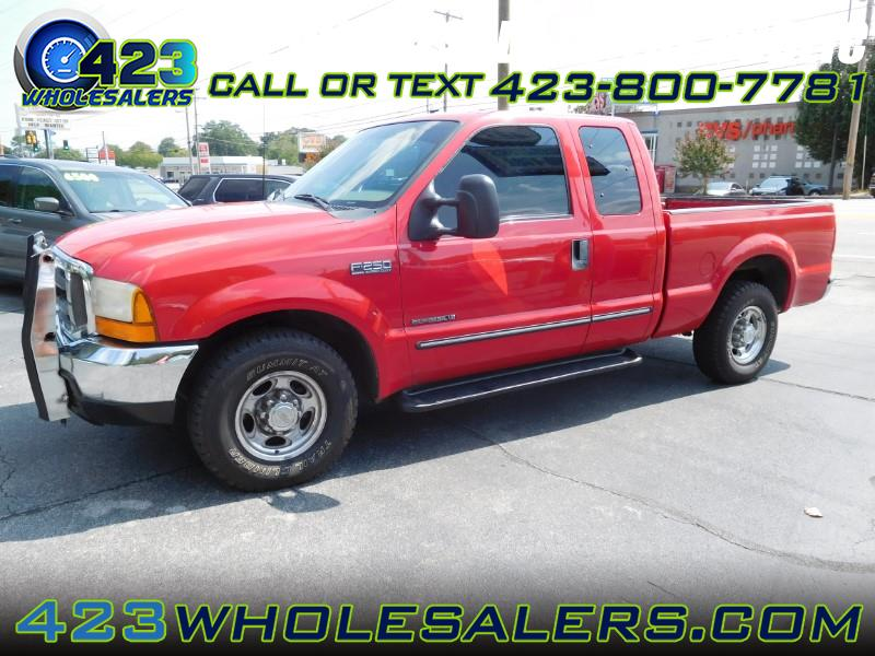 2000 Ford F-250 SD XL SuperCab Long Bed 2WD