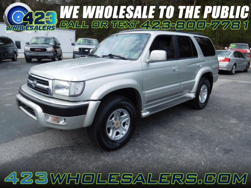 Toyota 4Runner 4dr Auto 4WD Limited 3.4L 1999