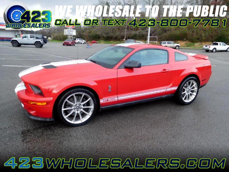 Ford Shelby GT500 Shelby GT500 2008