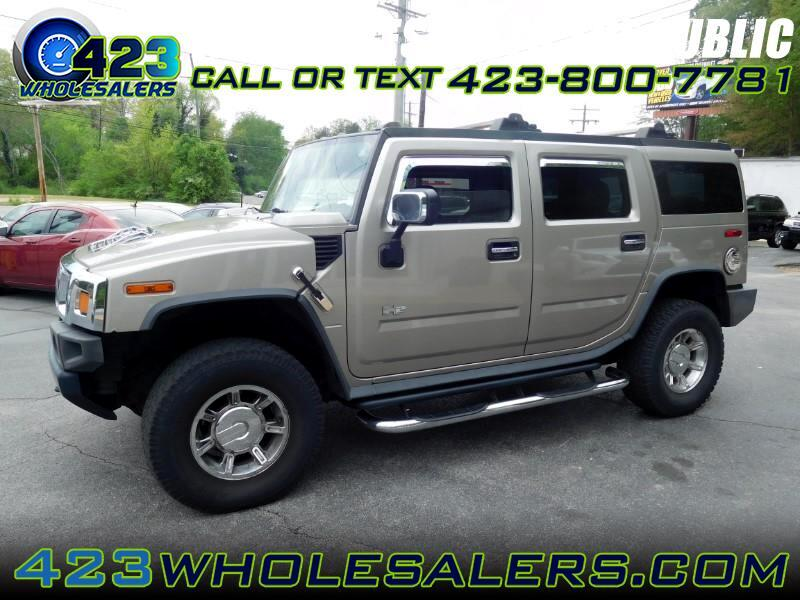 HUMMER H2 4WD 4dr SUV Luxury 2005