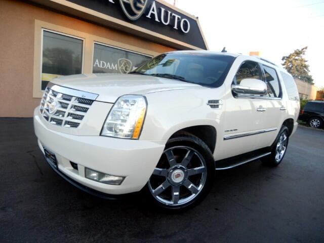 2012 Cadillac Escalade AWD 4dr Premium