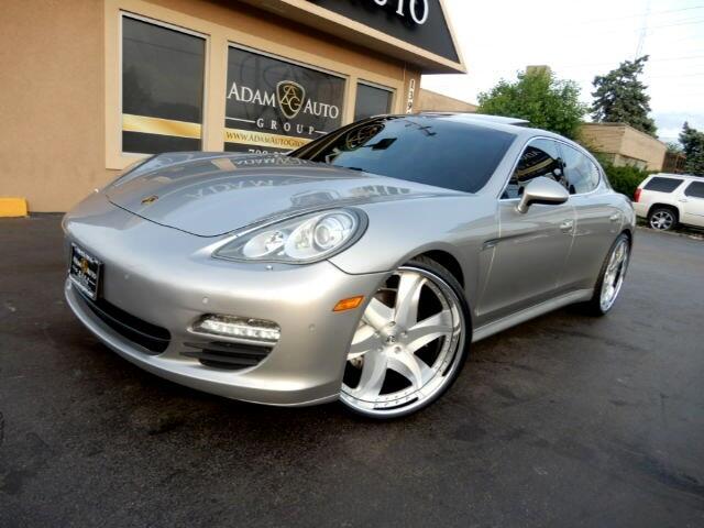 2010 Porsche Panamera S