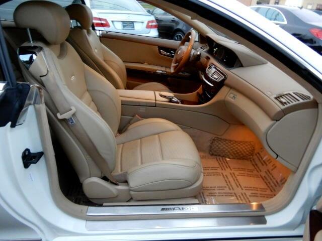 2009 Mercedes-Benz CL-Class CL63 AMG