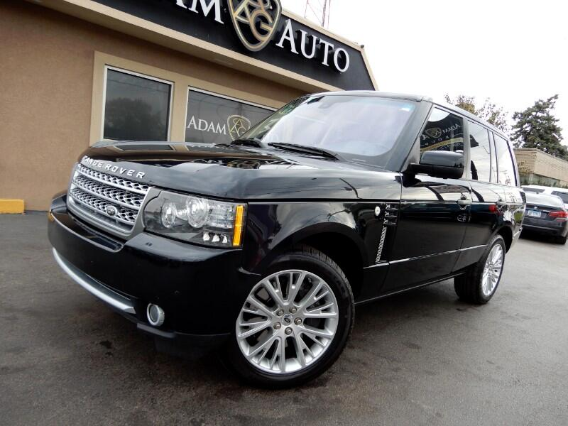 2011 Land Rover Range Rover 4WD 4dr Autobiography