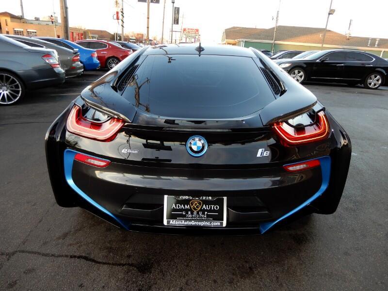 2014 BMW i8 2dr Cpe