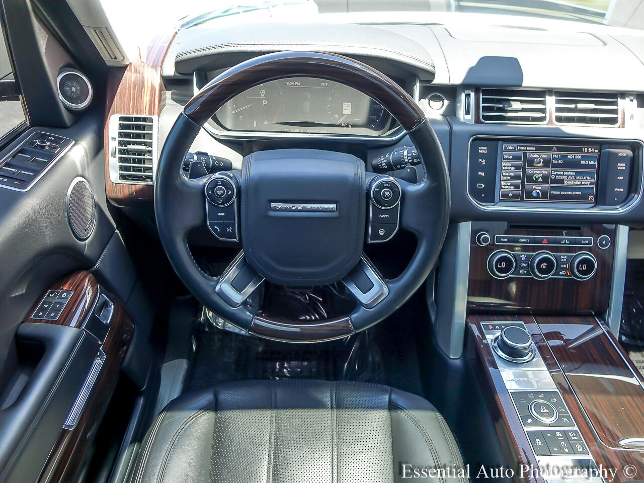 Land Rover Range Rover Supercharged 2015
