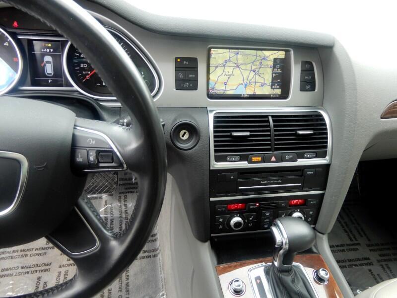 2012 Audi Q7 quattro 4dr 3.0L TDI Prestige