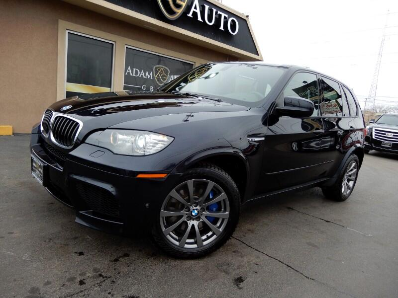 2013 BMW X5 M Sports Activity Vehicle