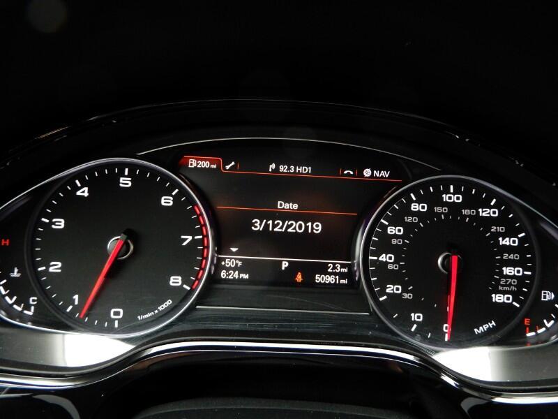 2015 Audi A8 L 4dr Sdn 3.0T