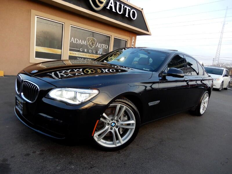 2013 BMW 7-Series 750i xDrive