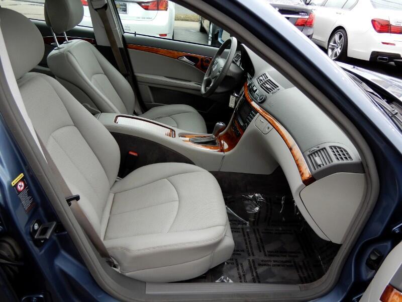2007 Mercedes-Benz E-Class E350 4MATIC