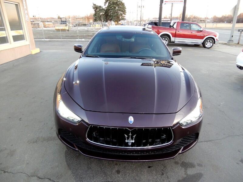 2015 Maserati Ghibli 4dr Sdn S Q4