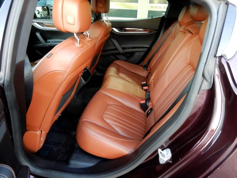 Maserati Ghibli 4dr Sdn S Q4 2015
