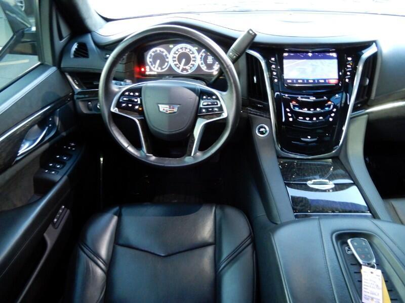 2015 Cadillac Escalade ESV Platinum 4WD