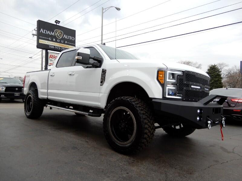 2017 Ford F-350 SD King Ranch Crew Cab 4WD