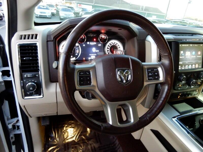2014 RAM 1500 Laramie Crew Cab SWB 4WD