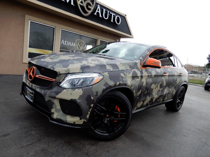 2016 Mercedes-Benz GLE Class GLE 450 4MATIC AMG