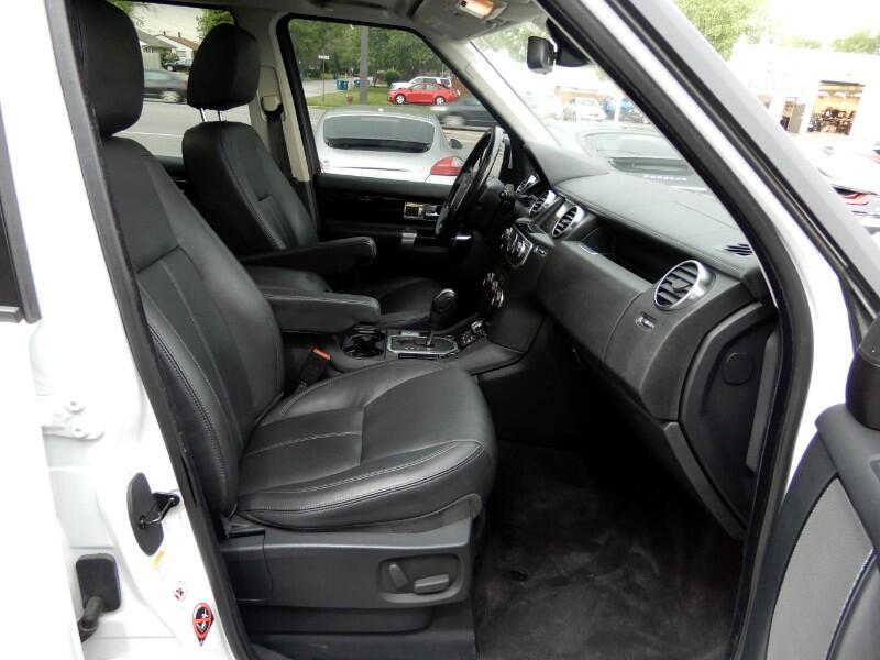 Land Rover LR4 HSE Luxury 2011