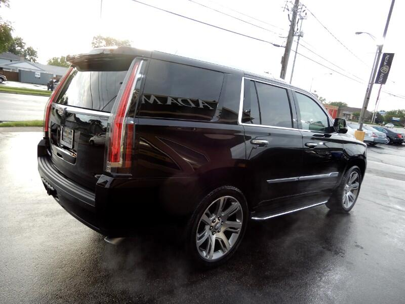 Cadillac Escalade Luxury 4WD 2016