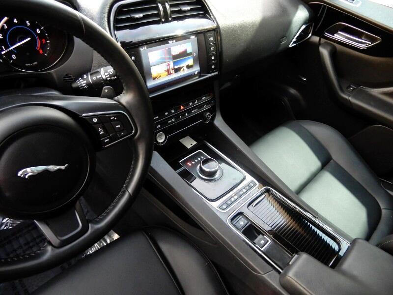 Jaguar F-Pace 30t Premium AWD 2018