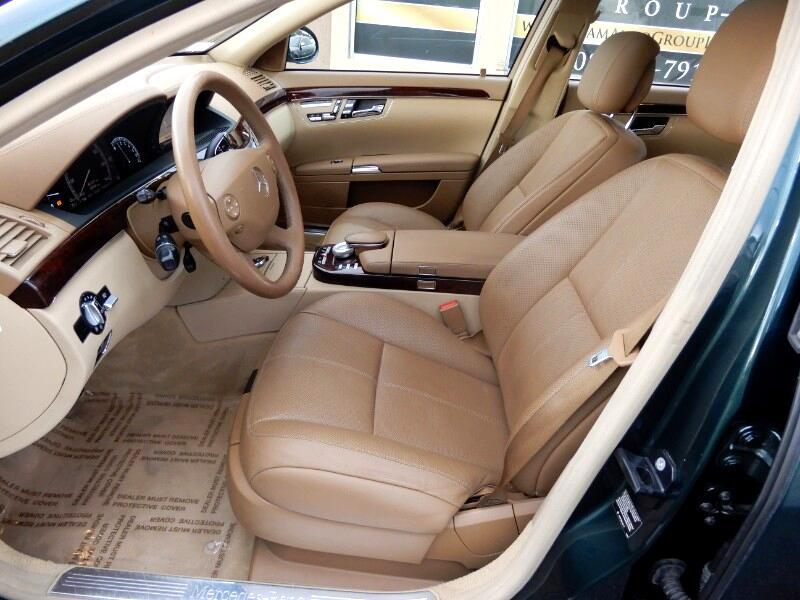 Mercedes-Benz S-Class S550 4MATIC 2007