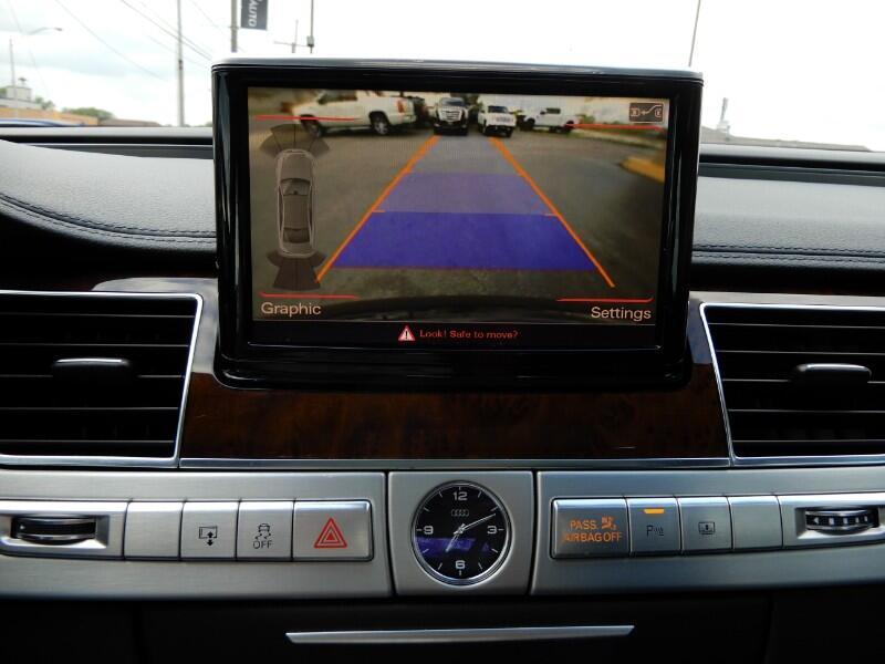 Audi A8 4.2 Quattro 2011
