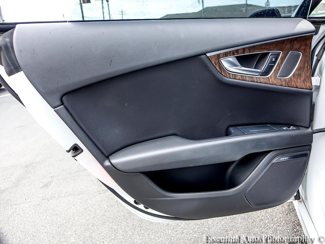 Audi A7 3.0T Premium quattro 2013