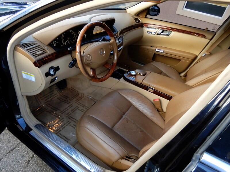 Mercedes-Benz S-Class S550 4MATIC 2009
