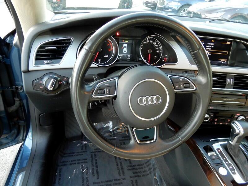 Audi A5 2.0T Premium Plus quattro 8A 2015