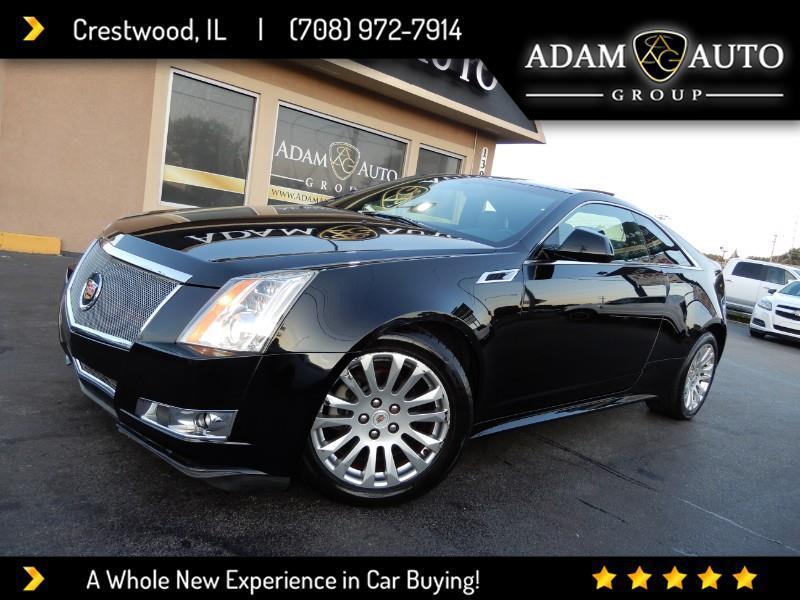 2011 Cadillac CTS 3.6L SFI AWD