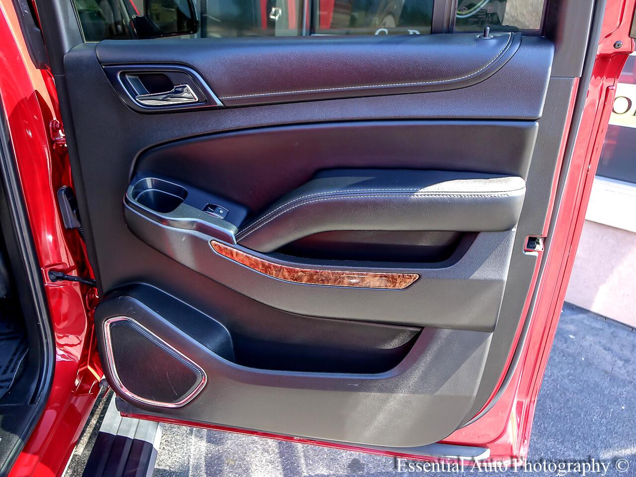 Chevrolet Suburban LTZ 1500 4WD 2015