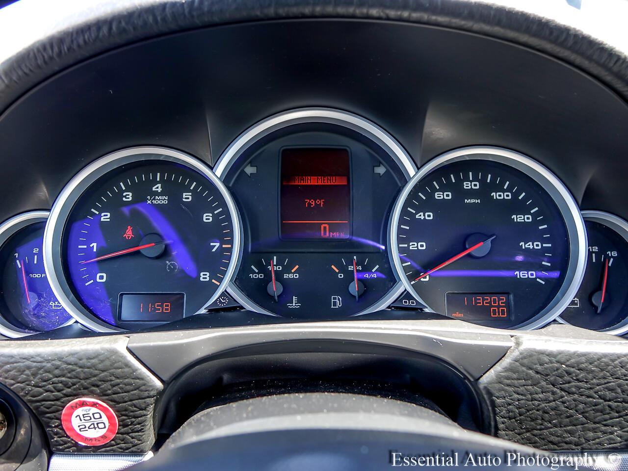 Porsche Cayenne  2006