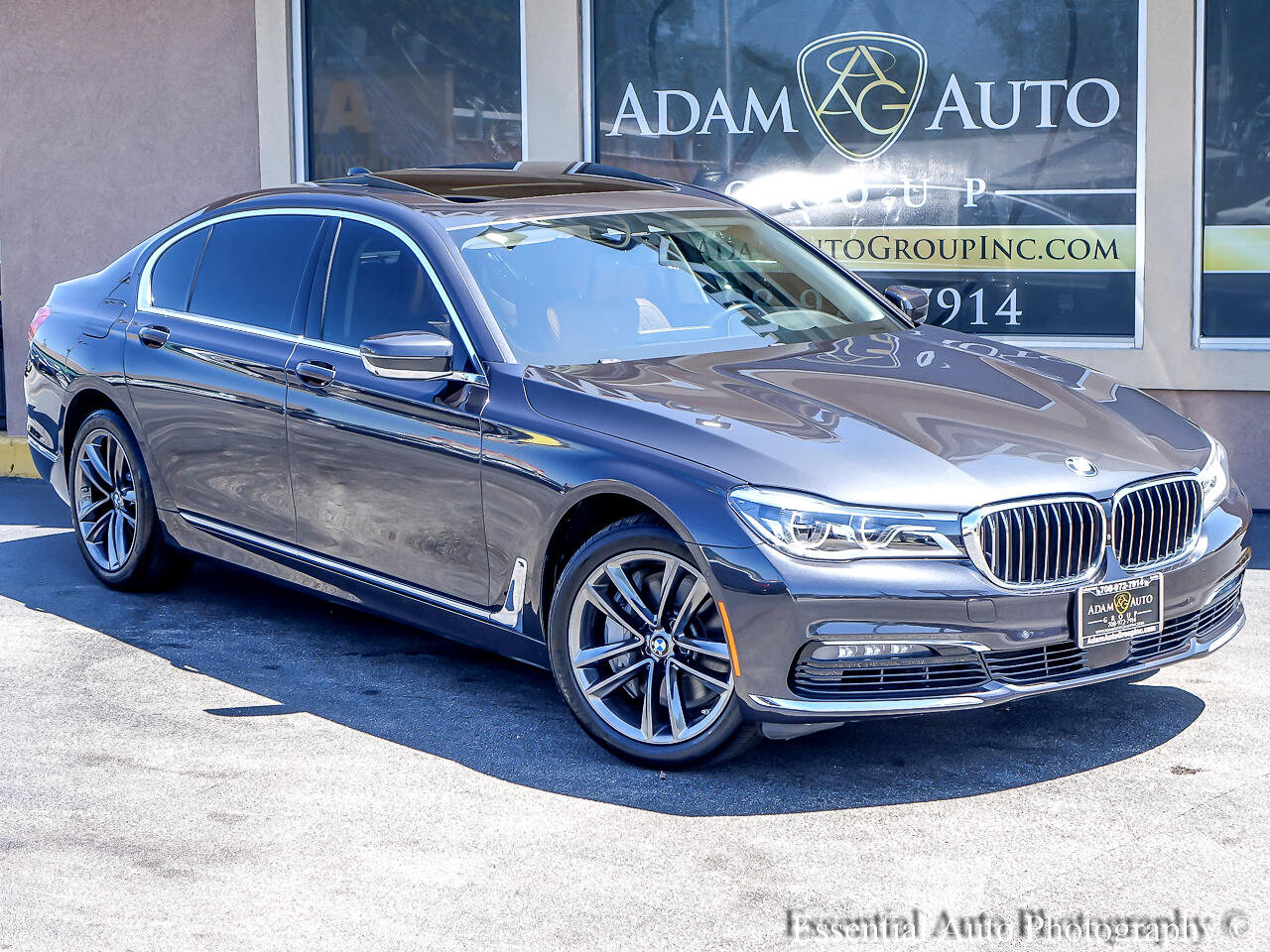 BMW 7-Series 750i xDrive 2016