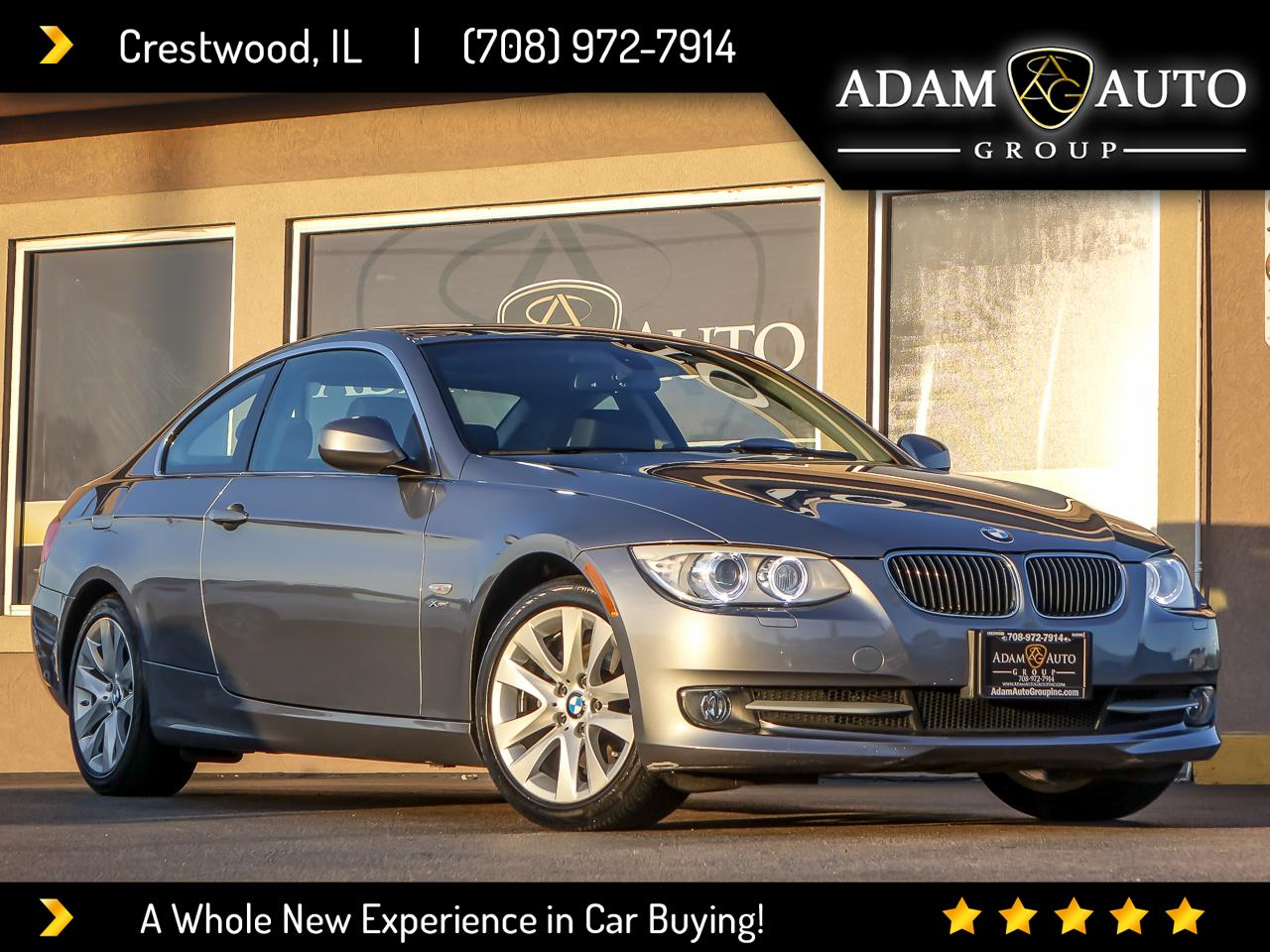 BMW 3-Series 328i xDrive Coupe 2013