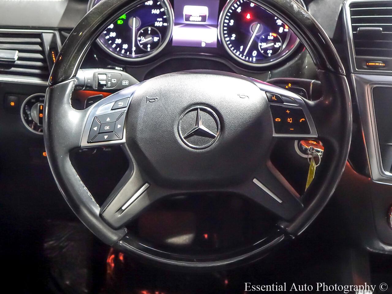 Mercedes-Benz GL-Class GL450 4MATIC 2015