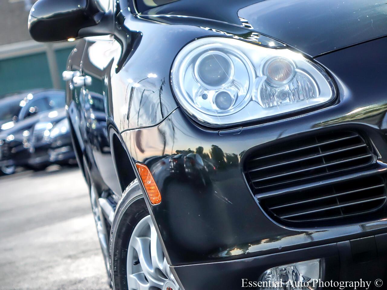 Porsche Cayenne Base 2006