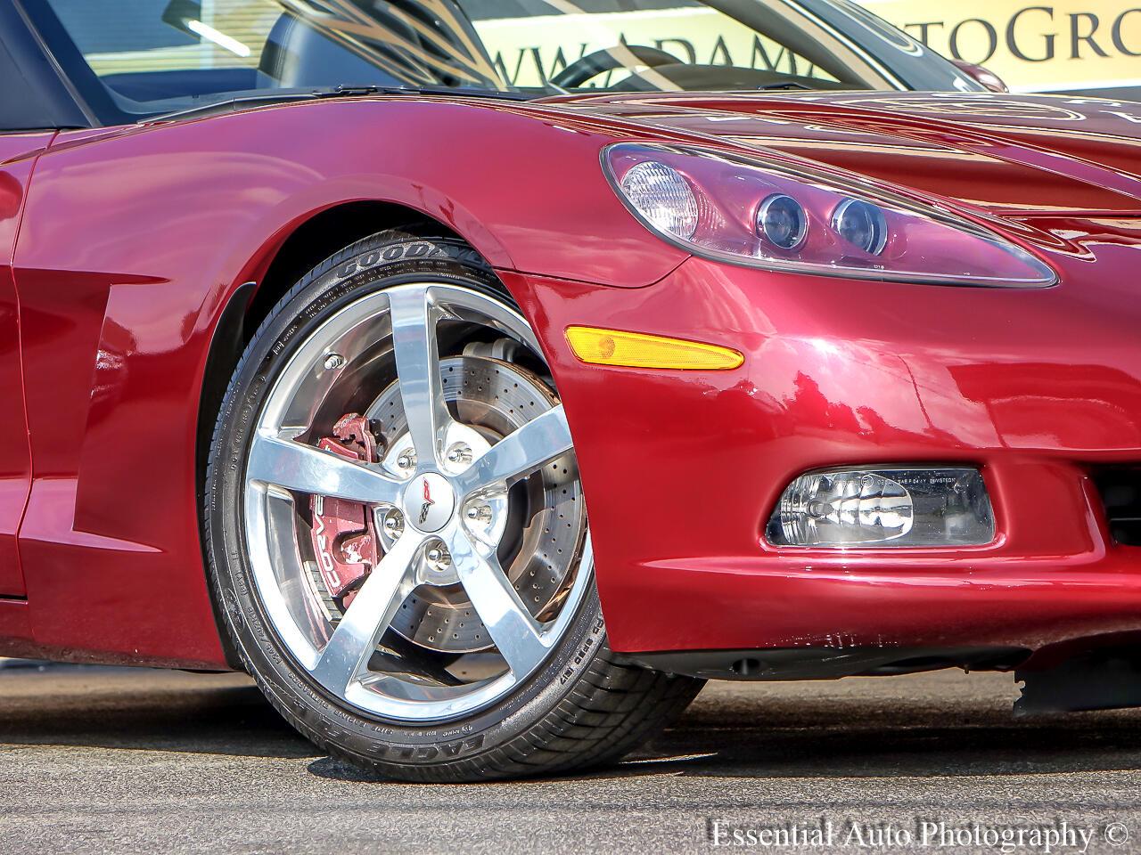 Chevrolet Corvette Coupe LT2 2007