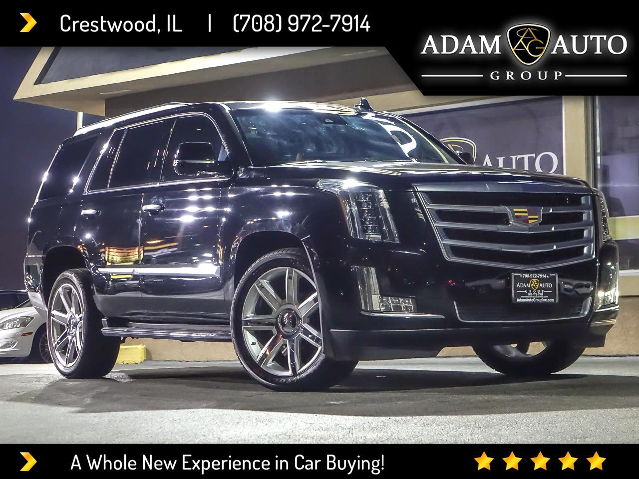 Used 2017 Cadillac Escalade Luxury 4WD for Sale in Crestwood